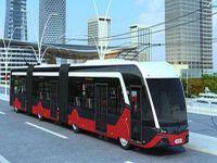 İlk yerli trambüs görücüye çıkıyor