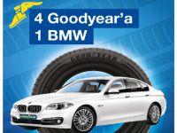 4 Goodyear'a 1 BMW