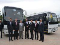 Temsa'dan Metro Rent A Bus'a 5 Safir, 5 Prestij