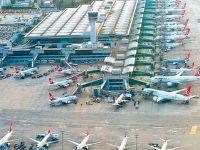 O uygulama Atatürk Havalimanı'nda da başladı