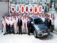 Audi'den 6 milyonuncu quattro