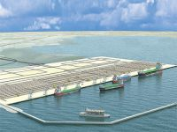 Çandarlı Limanı üst yapı ihalesi yinelenecek