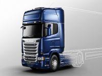 Scania IAA Fuarı'nda görücüye çıkıyor