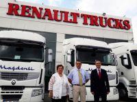 Mağdenli filosunu Renault Trucks ile genişletiyor