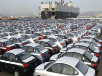 Rusya'dan Avrupa'ya şimdi de otomobil resti