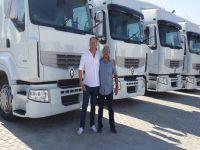 TRF Lojistik'in yatırımda ilk tercihi Renault Trucks