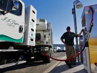 Growth of Natural Gas Trucks Not Reaching Levels Many Expected