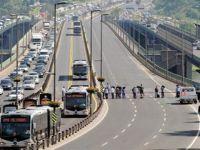 Çile bitecek: Haliç Köprüsü yarın açılıyor
