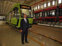 Durmazlar'ın tramvayına büyük ilgi