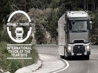 Renault Trucks'ın ödüllü ürün gamı Türkiye turunda