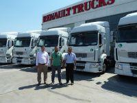 Hilal Trans filosunu Renault Trucks ile güçlendirmeye devam ediyor
