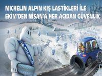Michelin Alpin 5 kampanyasıyla kazandırıyor