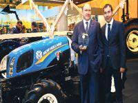 Türk Traktör'e büyük ödül İtalya'dan geldi