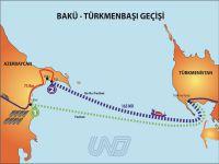 Türk TIR'ları Hazar'da 10 gündür gemi bekliyor