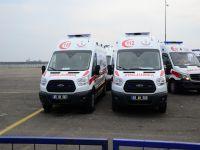 Otokoç'tan Sağlık Bakanlığı'na 550 ambulans