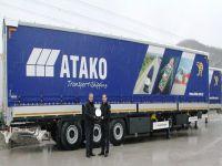 Atako'nun tercihi TIRSAN Maksima Extensive