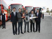 Temsa'dan Lider Adana Turizm'e 10 Safir VİP