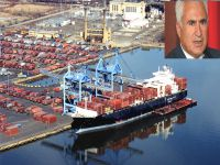 İzmir Limanı'nda görev değişikliği