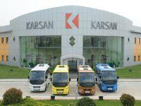 "Karsan marka araçlar ""Karsan-Italy"" ile artık Avrupa'da"