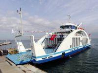 Mavi Ege, İzmir Körfezi'nde seferlere başladı