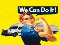 Lojistiğin E(k)mekçi Kadınları