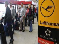 Lufthansa'da pilotların grevi başladı