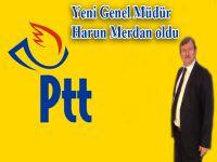 İşte PTT'nin yeni genel müdürü