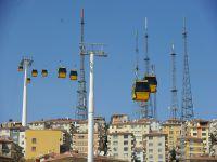 Ankara'da teleferik hattı büyüyor