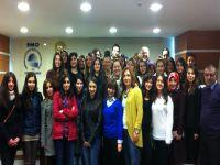 """Mercedes-Benz Türk, Samsun'daki """"yıldızlarını"""" ziyaret etti"""