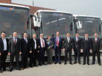 Mercedes'ten Mesnevi Turizm'e 15 Tourismo RHD