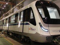 Metro vagonu üretmek için Türkiye'ye geldi