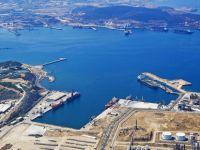 Aliağa'da elleçlenen konteynır sayısı 128 bin TEU'yu geçti