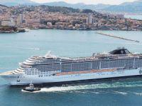 Cruise gemilerine römorkör zorunluluğu kalkıyor
