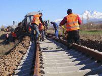 Çin'den Avrupa'ya demiryoluyla yük taşınabilecek