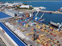 Samsun'da limanlar tam gaz!