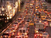Trafikte dizel tercihi artıyor