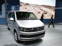 VW, Caravelle'i ikinci büyük pazarında tanıttı
