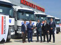 Gürkan Nakliyat Renault Trucks ile büyüyor
