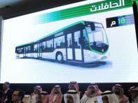 Metrobüsü Arabistan'a ihraç ettik