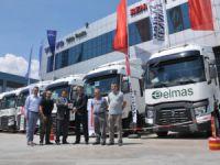 Ege Bölgesi'nin Euro 6 motorlu ilk Renault Trucks'ı