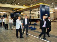 Krone Tire fabrikası müşterilerini ağırladı