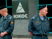 Rusya'nın Avrupa'daki mal varlıklarına el konuldu