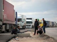 Bulgaristan'ın nakliyeciye zararı: 3 ayda 30 milyon €