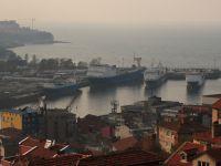 Kırım ve Ukrayna, Zonguldak Limanı'nı vurdu