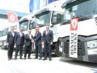 Öney Taşımacılık Renault Trucks ile büyüyor