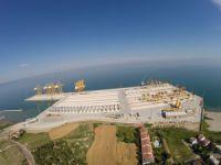 Asyaport'a ilk gemi Temmuz'da yanaşıyor